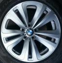Použitá kvalitní alu kola ORIGINÁL BMW 5 F10 F11 BMW 5 GT 5x120x18 VYPRODÁNO