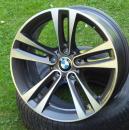 NOVÉ ALU KOLA WSP DESIGN BMW 5x120x18 8J ET34 8,5J ET47